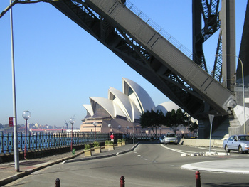 Iconen Australie: Opera House en Harbour Bridge